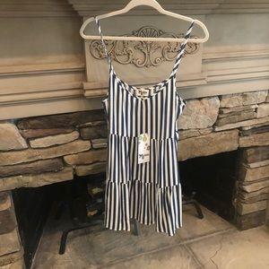 Show Me Your Mumu Ocean Stripe Dress